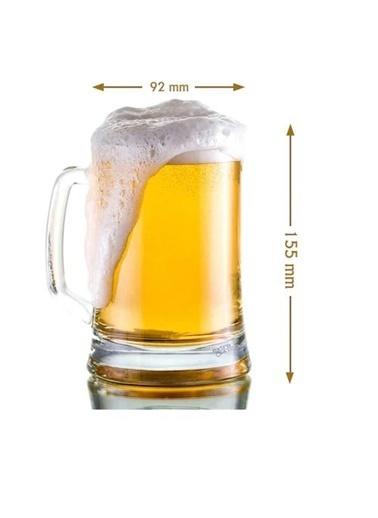 Paşabahçe Pub Bira Bardak - Bira Bardağı 2 Li 55229 Renkli